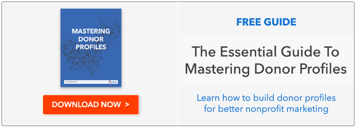 Download the Free Guide To Mastering Donor Profiles